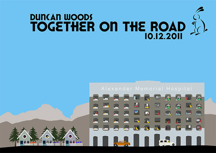duncan woods poster layout