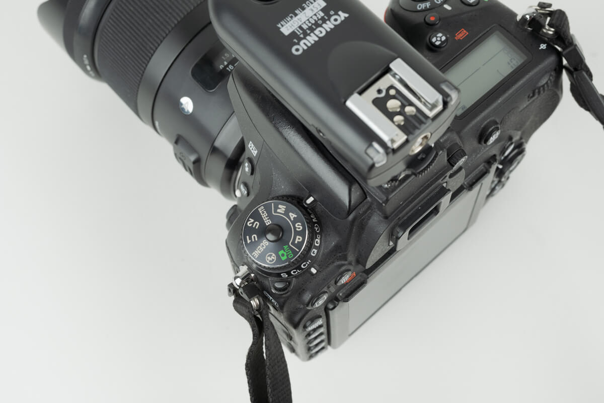 the exposure control dial that most dSLRs come with