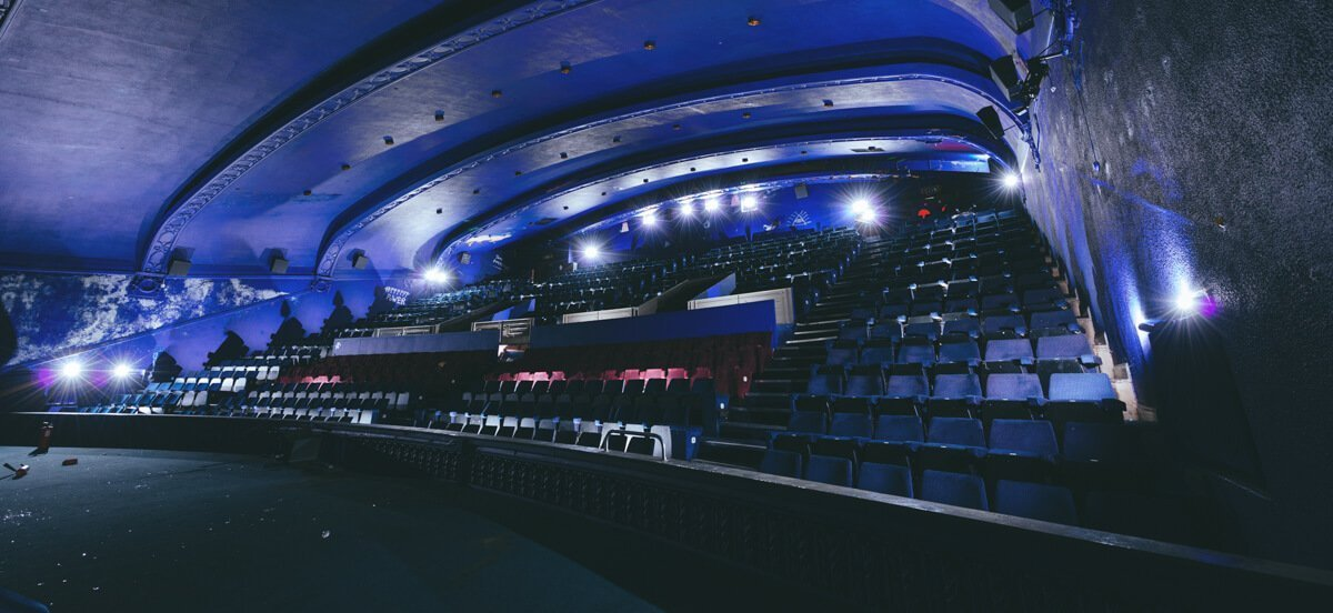 Wandering In The Dark - The Odeon, Portsmouth. 1