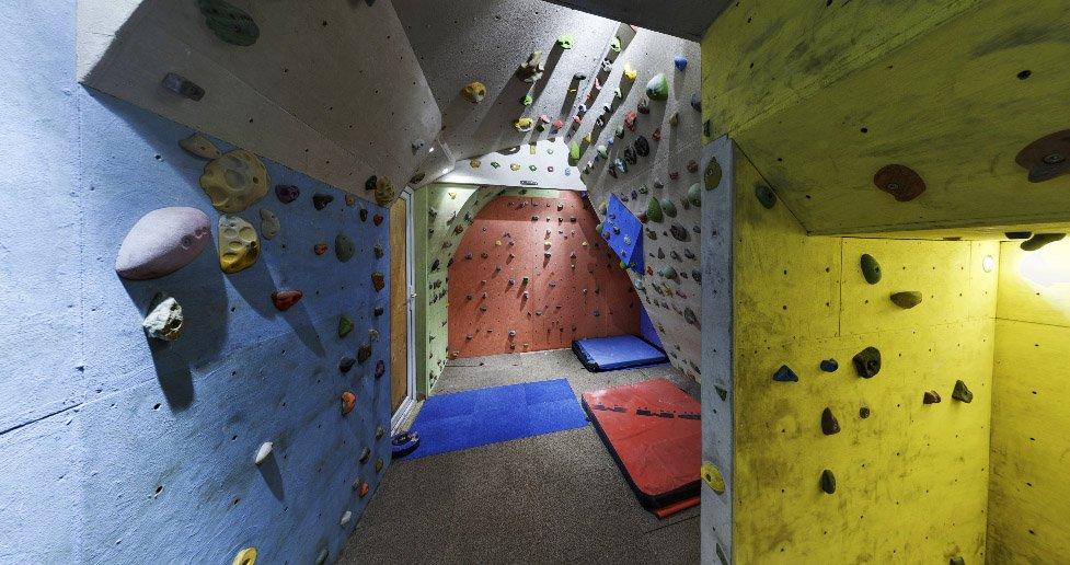 matts climbing wall virtual tour