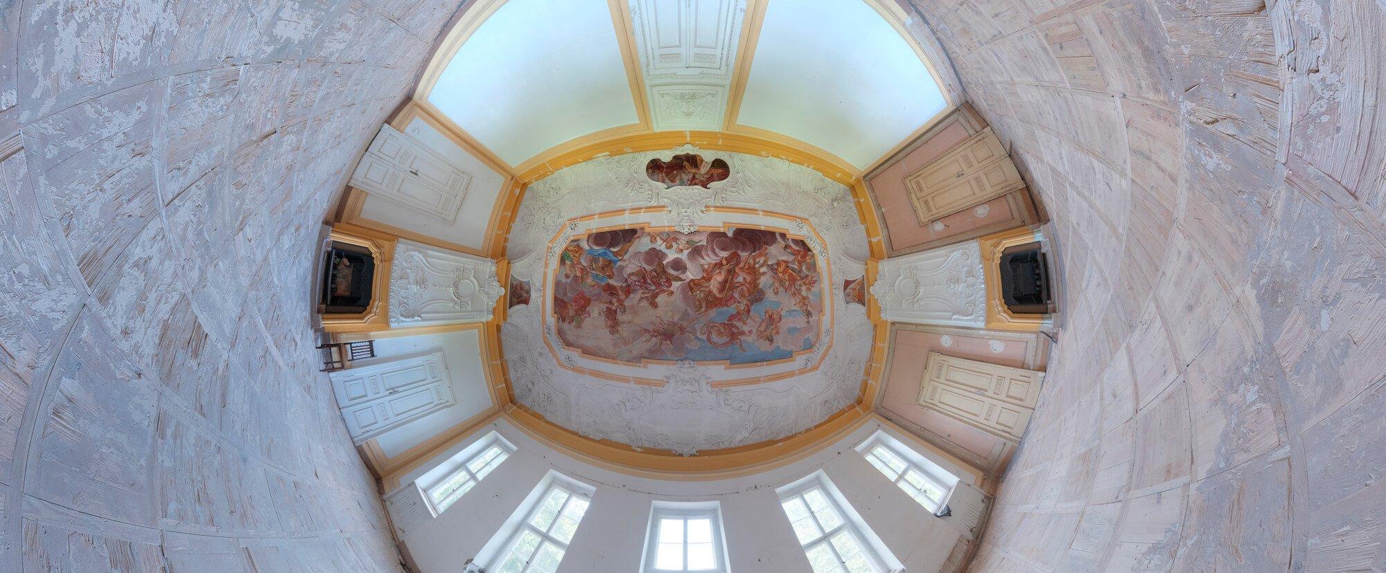 virtual tour urbex exploration manor hourse