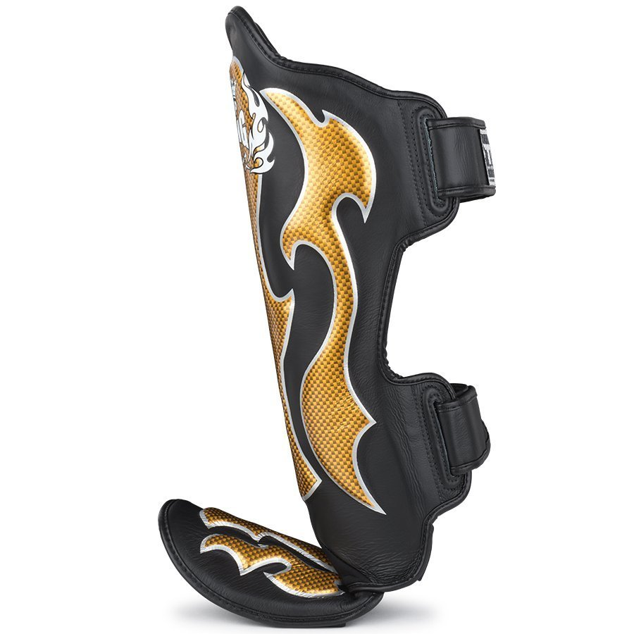top-king-shinpads-empower-black-gold
