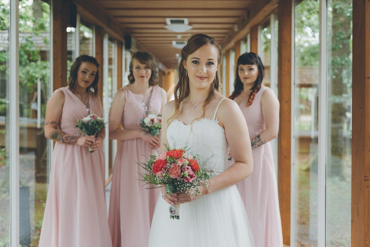 wedding photography at east horton golf course