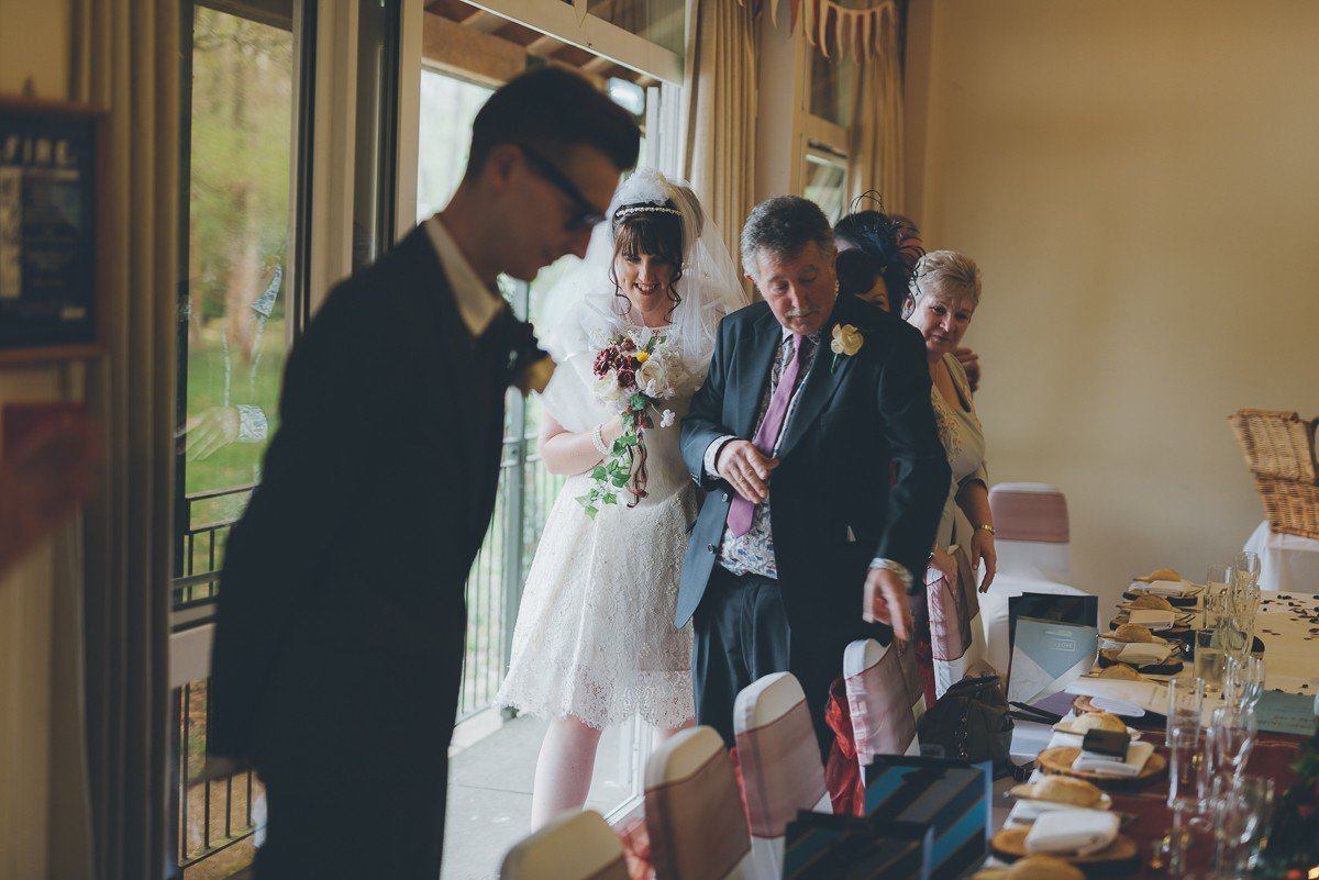 wedding photography from Marwell hotel in hampshire