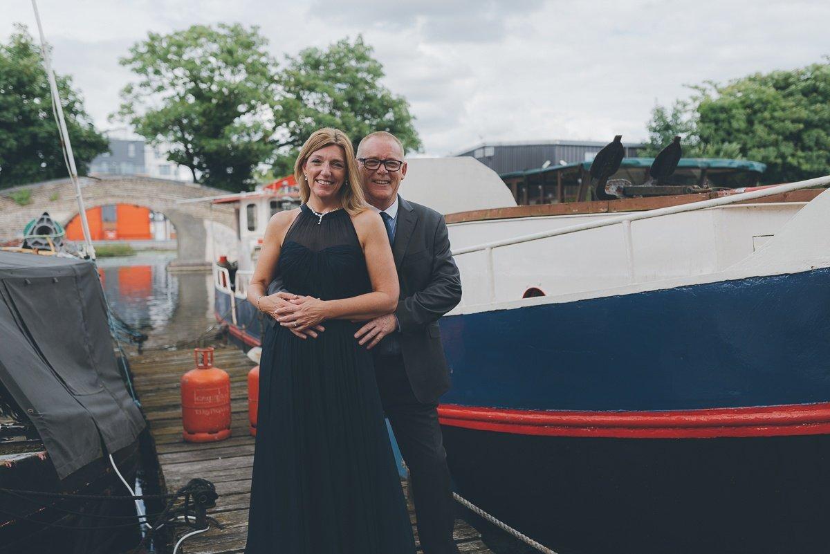 wedding photography from the waters edge in uxbridge