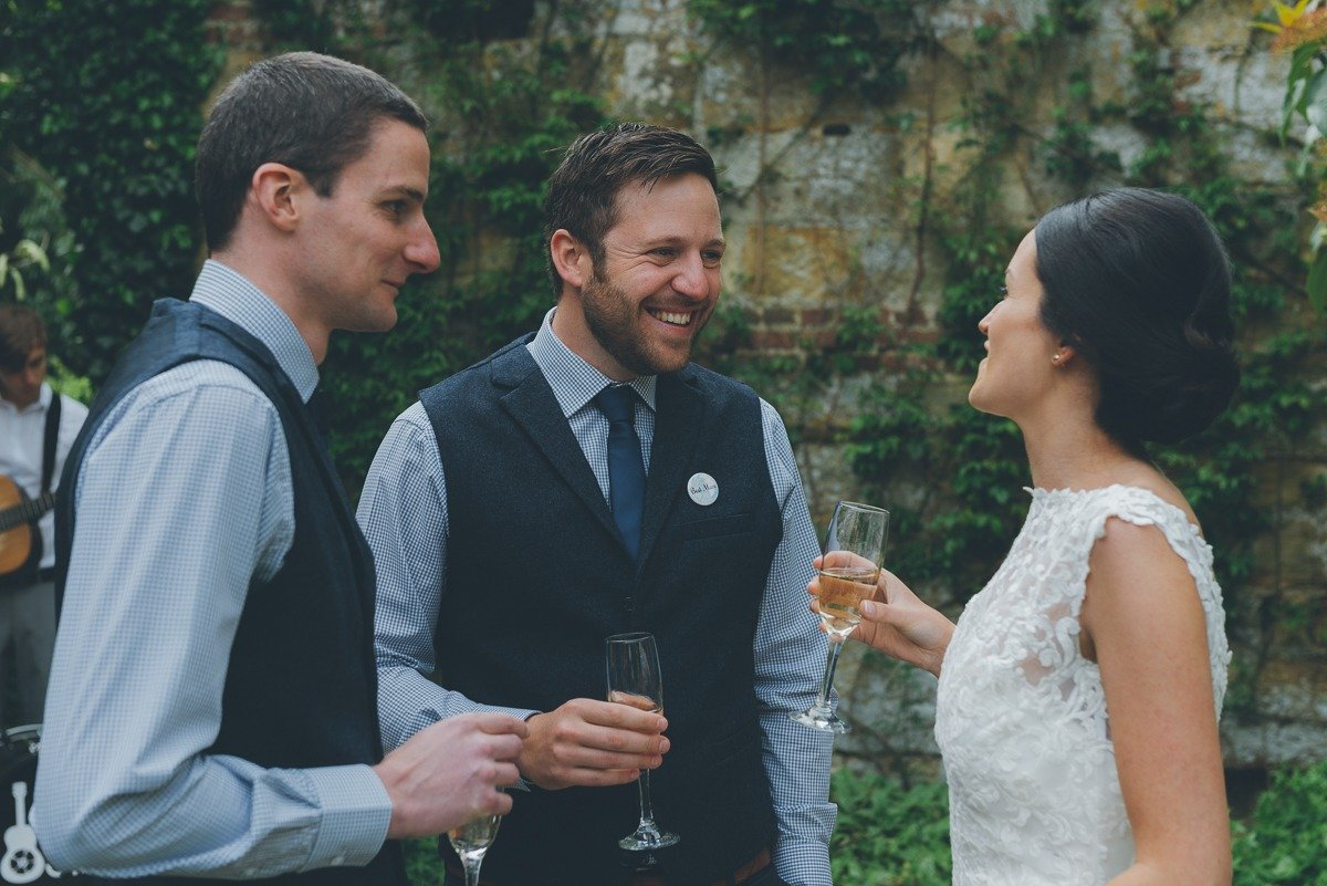 wedding photography from scotney castle near tunbridge wells in kent