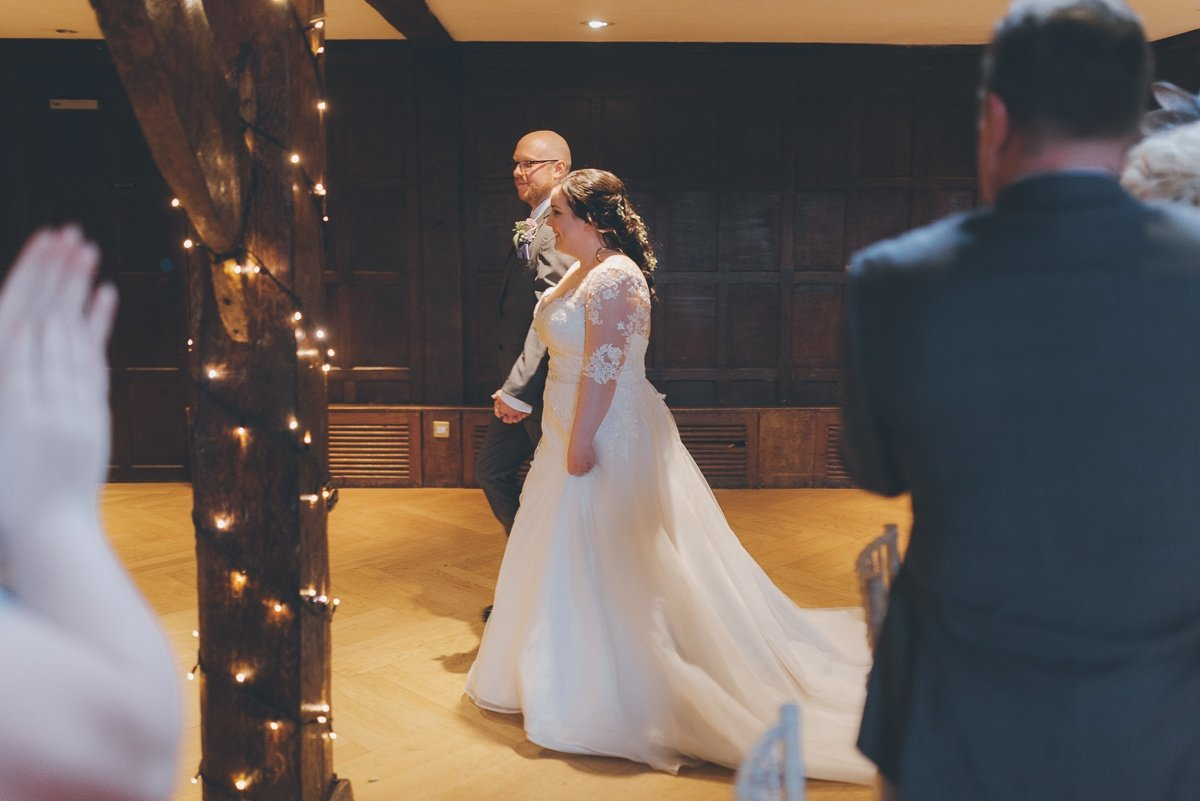 wedding photography from great fosters in egham.