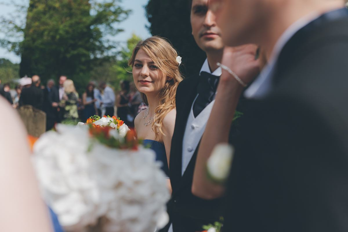 wedding photography from Groomes in Bordon