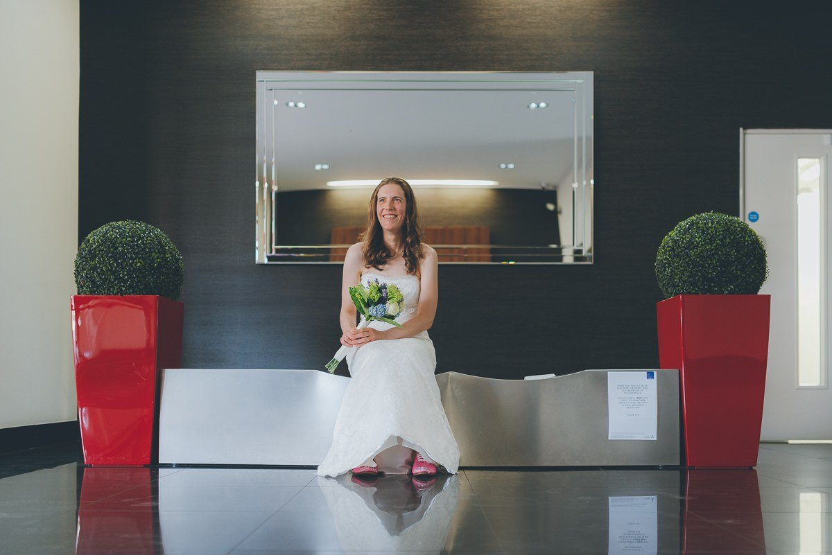 wedding photography from basingstoke registry office