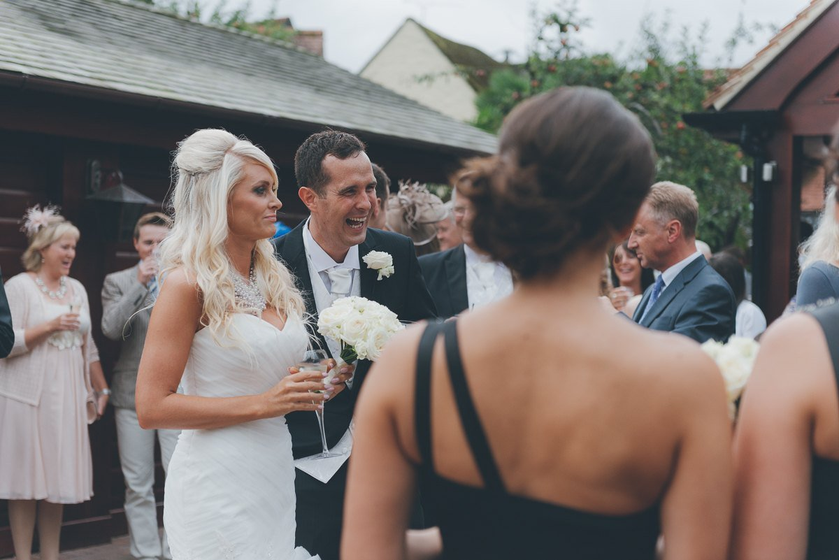 wedding photography from the crazy bear in stadhampton