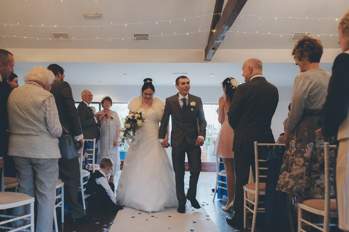 wedding photography from east horton gold club