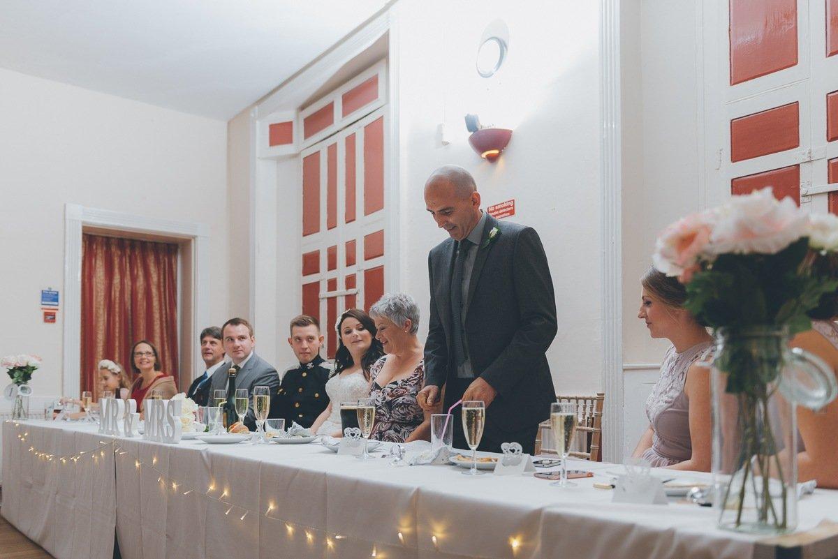 wedding photography from merchistoun hall in waterlooville