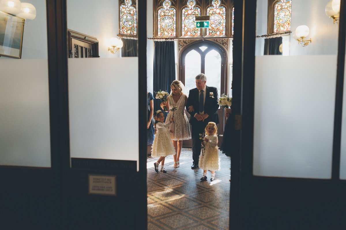 wedding photography from malvern registry office.