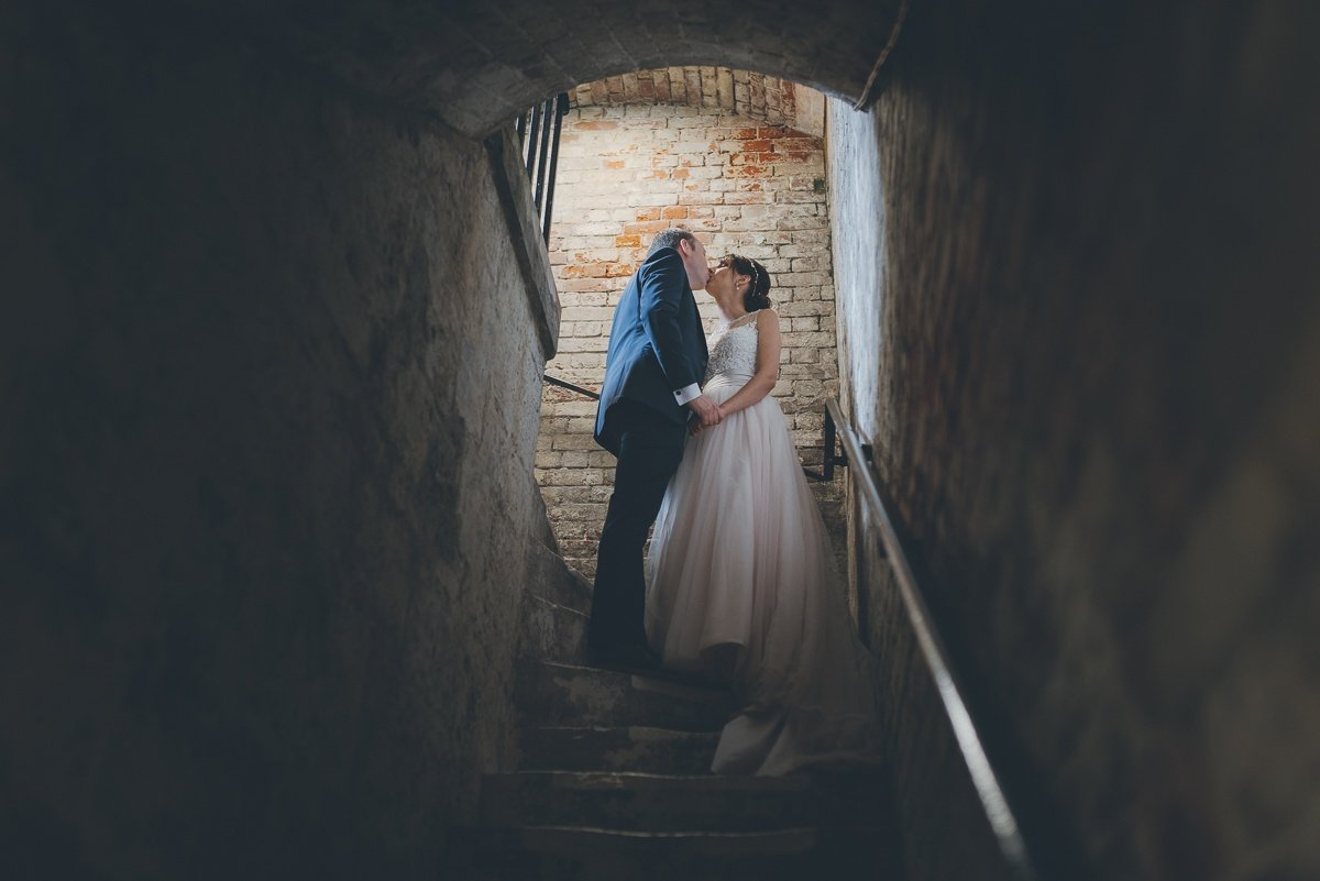 Wedding Photography at the Square Tower in Portsmouth