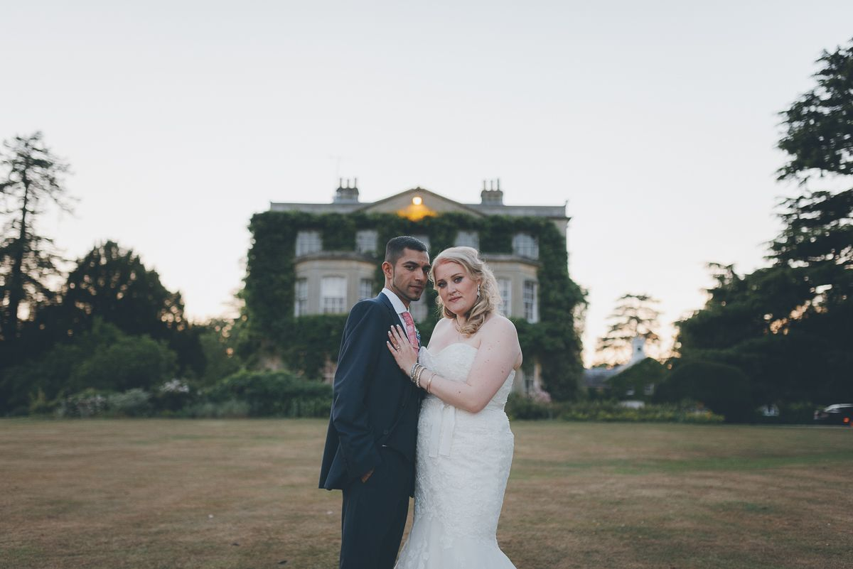 wedding photography from northbrook park near alton