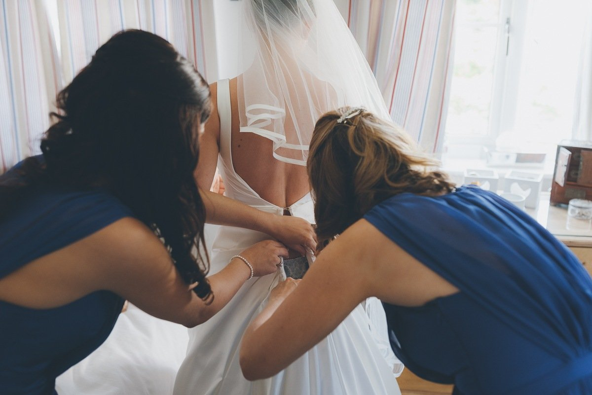 wedding photography from stanwell house hotel in lymington
